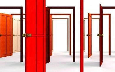 двери на обложку